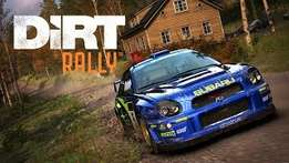 Dirt Rally PC Game needed