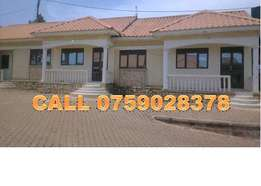 Best 2 bedroom house in Jomayi near red pepper at 300k