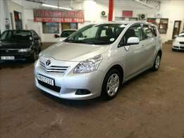 2011 Toyota Verso 160 with 112000kms, 1 Owner from New