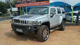 Hummer H3 automatic R 159.900