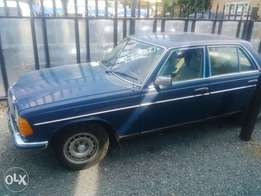 1979 Mercedes Benz 230 Nice cheapy