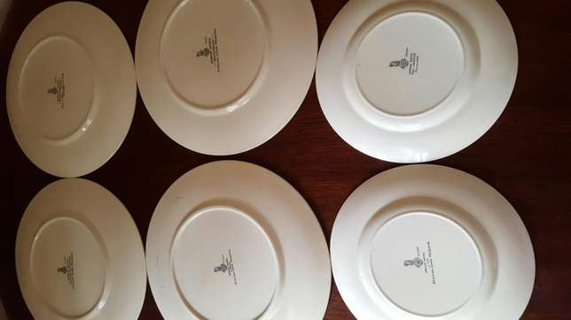 Royal Doulton African Series Collectable Plates Rossburgh - image 4