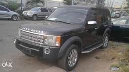 Neatly Used 2007 Land Rover LR4