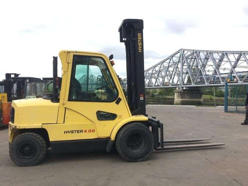 Hyster H4.00xm-6 - 2001