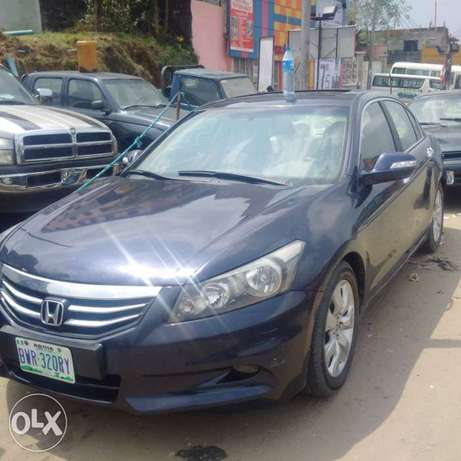 Extremely clean 07 accord with 4 plugs engine Port Harcourt - image 2