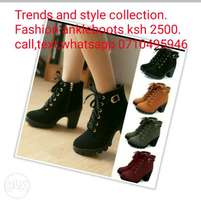 Fashion ankle boots...