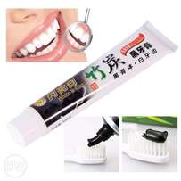 New Toothpaste Charcoal All-purpose Teeth Whitening D Black Toothpaste