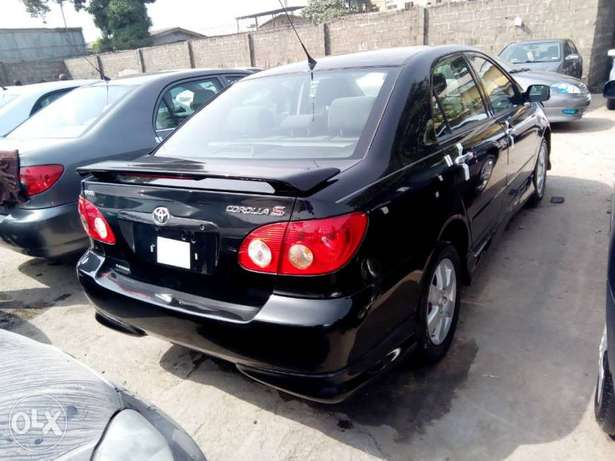 Toks 2007 Toyota sports edition. Negotiable price Lagos Mainland - image 5