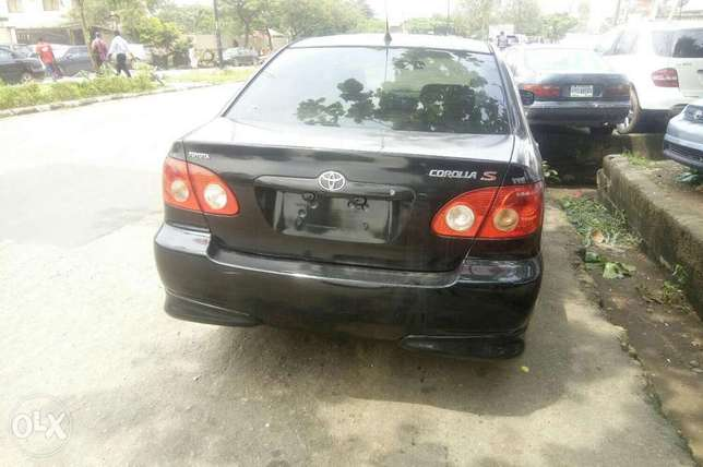 Toyota corolla sport foreign used 2006model annual Gear for sale Ikeja - image 1