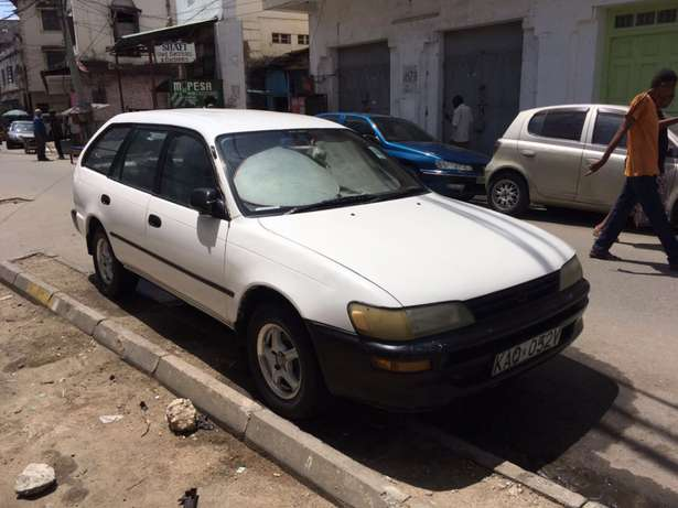Toyota Station wagon Manual 1500cc Mombasa Island - image 1