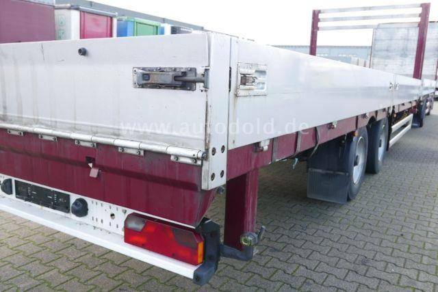 Meusburger MPT 2 Zentralachsanhänger Luftgefedert Bordwände - 2009 - image 12