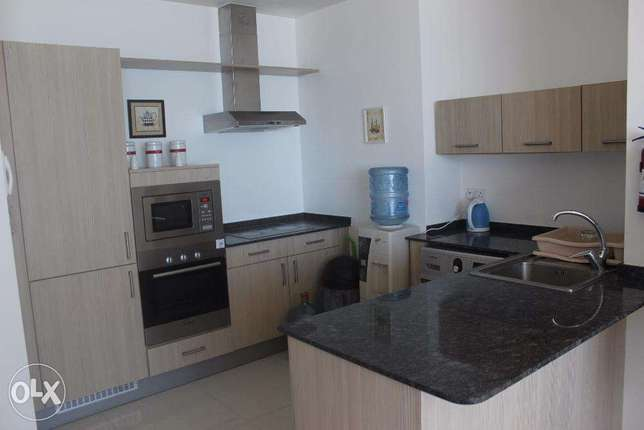 Fantastic 2 BR flat in Seef / Balconiy, Sea view السيف -  3
