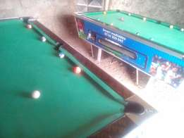 pool table at utawala