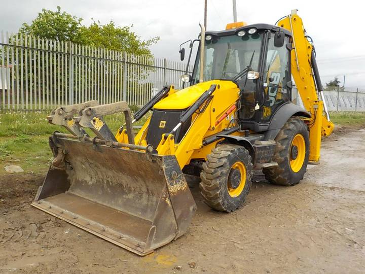 JCB 3CX P21 ECO - 2014