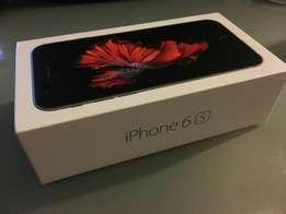 Brand new sealed iPhone 6S grey (64gb)ksh 66000/=