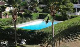 Delightful 4bdrm mantionate with pool in lush green compound