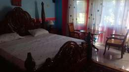 4 Bed furnished massionette plus SQ in a gated area in Nyali to let