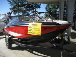 Serious Jetboat 2014 Scarab 195 - only 18 hours on it