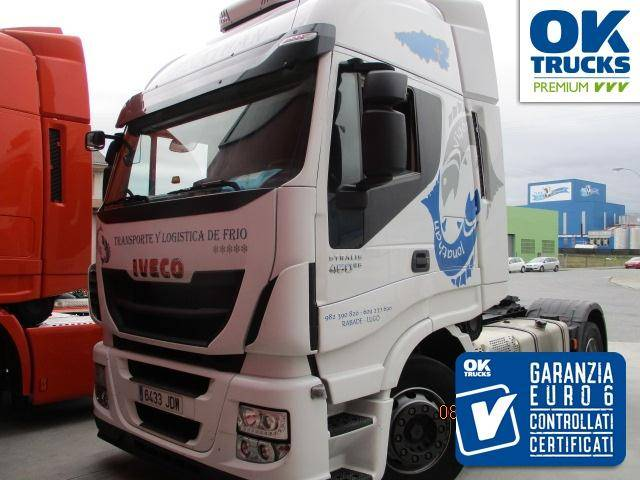 Iveco AS440S46T/P Intarder Klima ZV - 2015