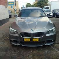 2013 BMW 520d Msport with 93000km for R 250000.00