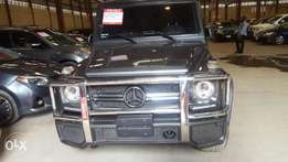 G Wagon 2013 up front 2014