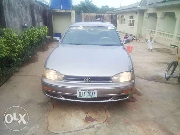 NEATLY USED TOYOTA CAMRY ,aka orobo for quick sale Ijebu Ode - image 1