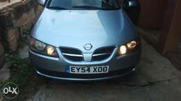 Extremely clean Tokunbo Nissan Almera(Special Edition) for sale