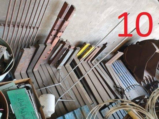 CARRETILLAS ELEVADORAS (UÑAS) pallet fork