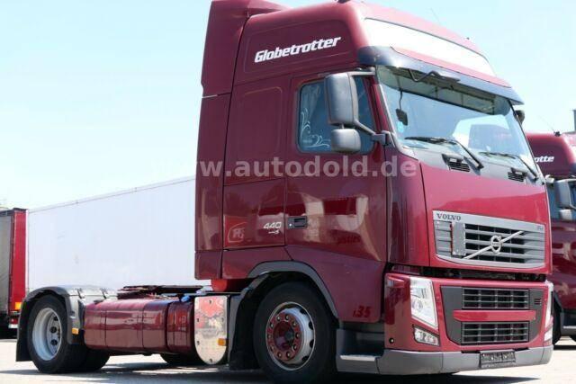Volvo FH 440 Globetrotter Lowdeck Schalter 2 x Tank - 2009