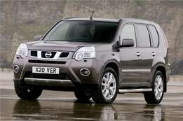 Nissan X-Trail wanted