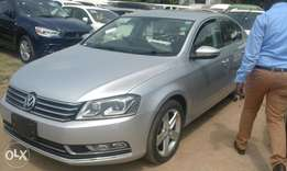 Volkswagen Passat: Hire purchase accepted
