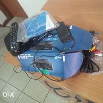 DSTV HD decoder with dish
