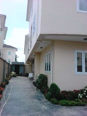 For sale 2 wings of Newly built 3bm duplex with bq each at GRA ikeja , Ikeja - image 2