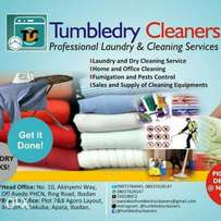 Tumbledry Laundry & Professional Cleaning Service