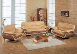 German design in both leather and fabrics available on order in any co