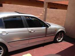 Bmw 330i E46 2004 facelift