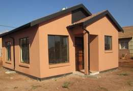 now is time to own your own house from as little as R4300pm