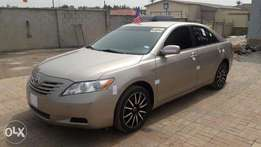 Toyota Camry clean and fresh
