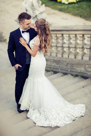 Suknia ślubna Milla Nova Betti Ivory Warszawajanów Lubelski