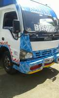 QUOLITY is the king here .33 seater Isuzu nqr.