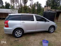 Clean Toyota Wish