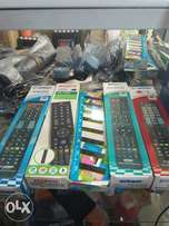 Any kinds of tv remotes