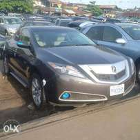 Acura ZDX 2011. Thumb start/Navigation. Direct tokunbo