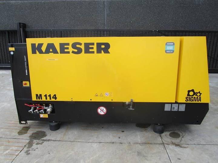 Kaeser M 114 - N - 2016