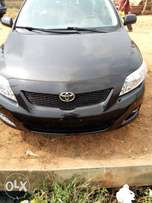 Accident free Toyota corolla 08