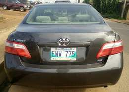 Very clean first body,super sharp Tokunbo TOYOTA CAMRY SPORT 08model