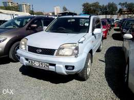 Nissan Xtrail 2001 clean sky blue in colour