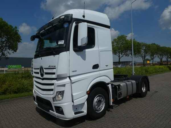 Mercedes-Benz Actros 1851 LS Big Space 2 Tanks / Leasing - 2014