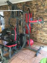 Trojan complete home gym ..still perfect