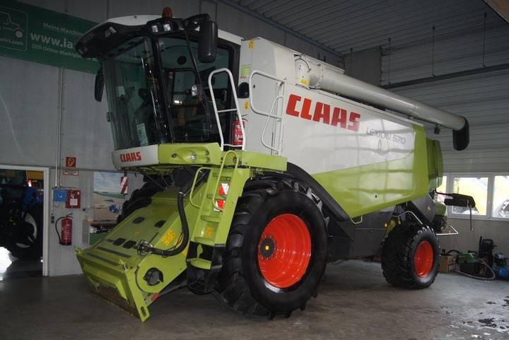 Claas LEXION 570 - 2004